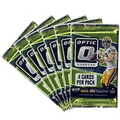 2016 Panini Donruss Optic Football Blaster Pack (Lot of 6) = 1 Blaster Box