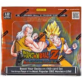 Panini Dragon Ball Z: Vengeance Booster Box