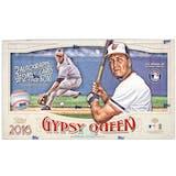 2016 Topps Gypsy Queen Baseball Hobby Box