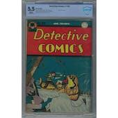 Detective Comics #100 CBCS 5.5 (W) *17-265FD86-015*