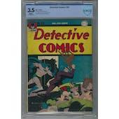 Detective Comics #95 CBCS 3.5 (W) *17-265FD86-021*
