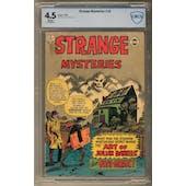 Strange Mysteries #18 CBCS 4.5 (W) *17-4150BA8-011*