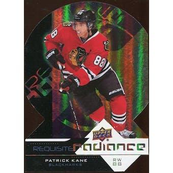 2012/13 Upper Deck Requisite Radiance #RR11 Patrick Kane