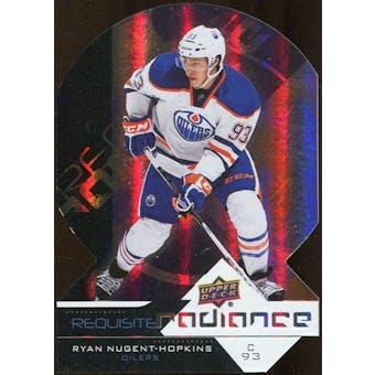 2012/13 Upper Deck Requisite Radiance #RR18 Ryan Nugent-Hopkins
