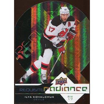 2012/13 Upper Deck Requisite Radiance #RR32 Ilya Kovalchuk