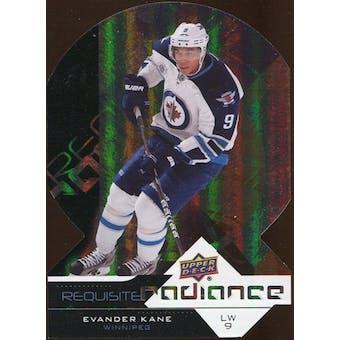 2012/13 Upper Deck Requisite Radiance #RR59 Evander Kane