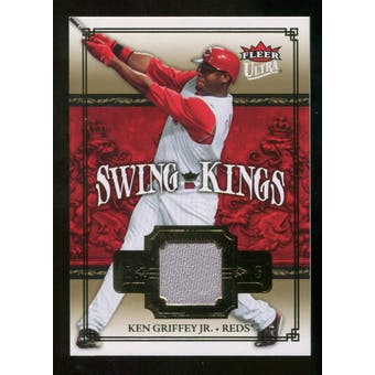 2007 Fleer Ultra Swing Kings Materials #KG Ken Griffey Jr.