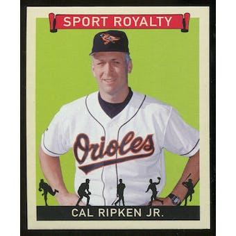 2007 Upper Deck Goudey Sport Royalty #CR Cal Ripken Jr.