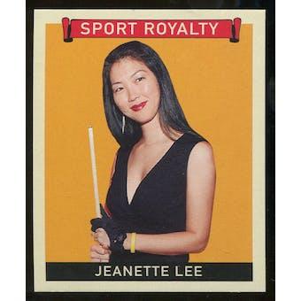 2007 Upper Deck Goudey Sport Royalty #LE Jeanette Lee