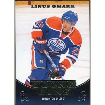 2010/11 Upper Deck #467 Linus Omark YG RC Young Guns Rookie Card