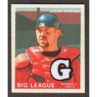 2007 Upper Deck Goudey Memorabilia #54 Jason Varitek
