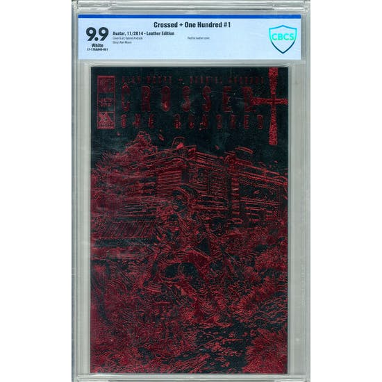 Crossed + One Hundred #1 CBCS 9.9 (W) *17-17AAA49-001*