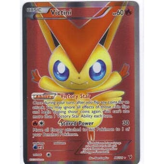 Pokemon Noble Victories Single Victini 98/101