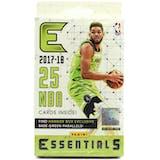 2017/18 Panini Essentials Basketball Hanger Box