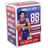 2017/18 Panini Hoops Basketball 11-Pack Blaster Box