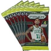 2017/18 Panini Prizm Basketball Blaster Pack (Lot of 6) = 1 Blaster Box!