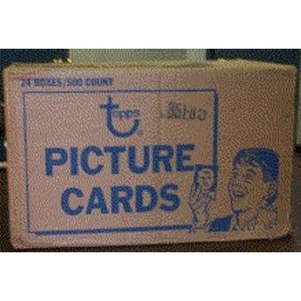 1985 Topps Baseball Vending 24-Box Case