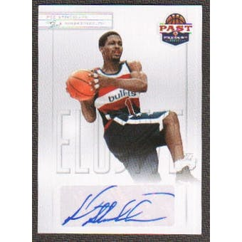2011/12 Past and Present Elusive Ink Autographs #RS Rod Strickland Autograph