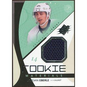 2010/11 Upper Deck SPx Rookie Materials #RMJE Jordan Eberle L2
