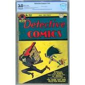 Detective Comics #102 CBCS 3.0 (OW-W) *17-265FD86-017*