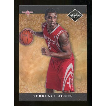 2011/12 Panini Limited 2012 Draft Pick Redemptions #18 Terrence Jones