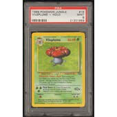 Pokemon Jungle Single Vileplume 15/64 PSA 9