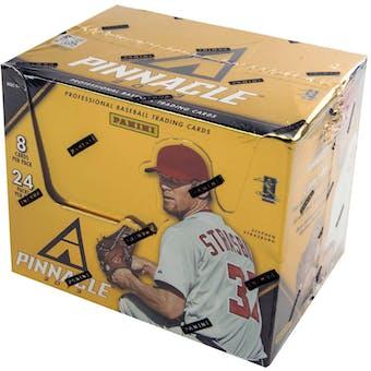 2013 Panini Pinnacle Baseball Hobby Box