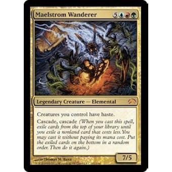 Magic the Gathering Planechase Single Maelstrom Wanderer - NEAR MINT (NM)