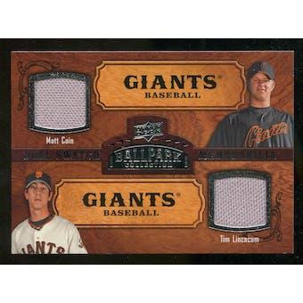 2008 Upper Deck Ballpark Collection #174 Matt Cain Tim Lincecum