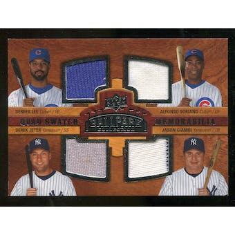 2008 Upper Deck Ballpark Collection #223 Derrek Lee Alfonso Soriano Derek Jeter Jason Giambi