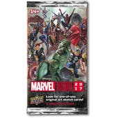 Marvel Annual Trading Cards Pack (Upper Deck 2017)