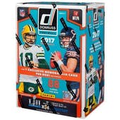 2017 Panini Donruss Football 11-Pack Blaster Box