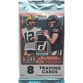 2017 Panini Donruss Football Retail Pack