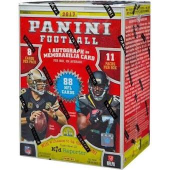 2017 Panini Football 11-Pack Box