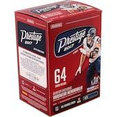 2017 Panini Prestige Football 8-Pack Blaster Box