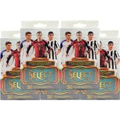 2017/18 Panini Select Soccer 20ct Retail Box (Lot of 5)