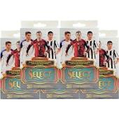 2017/18 Panini Select Soccer 20ct Retail Box (Lot of 5)