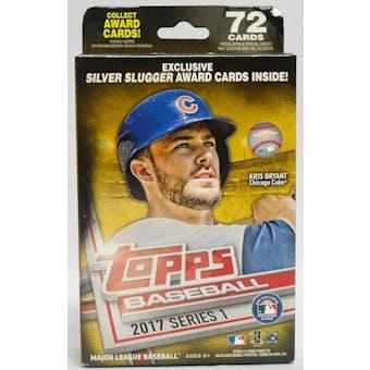 2017 Topps Series 1 Baseball Hanger Box