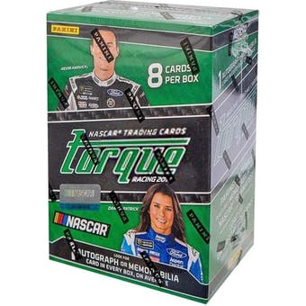 2017 Panini Torque Racing Blaster Box