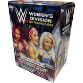 2017 Topps WWE Women's Division Blaster Box