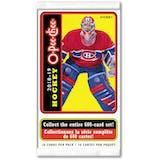 2018/19 Upper Deck O-Pee-Chee Hockey Hobby Pack