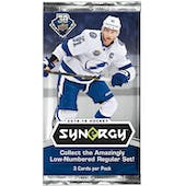 2018/19 Upper Deck Synergy Hockey Hobby Pack