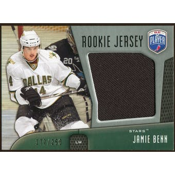 2009/10 Upper Deck Be A Player Rookie Jerseys #RJJB Jamie Benn /250