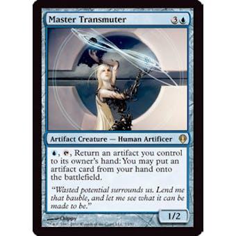 Magic the Gathering Archenemy Single Master Transmuter - NEAR MINT (NM)