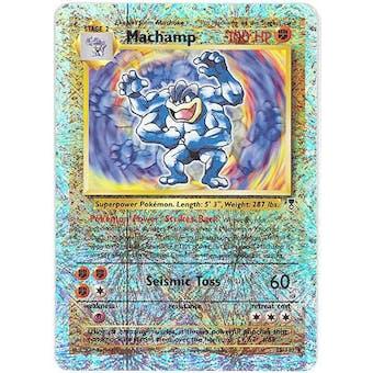 Pokemon Legendary Collection Single Machamp 15/110 - Reverse Holo