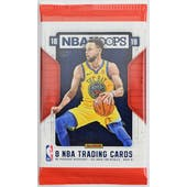 2018/19 Panini Hoops Basketball Retail Pack (Lot of 24)