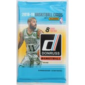 2018/19 Panini Donruss Basketball Retail Pack