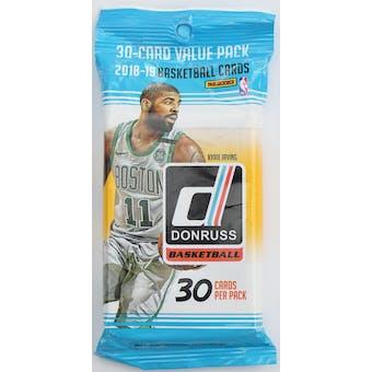2018/19 Panini Donruss Basketball Jumbo Fat Pack