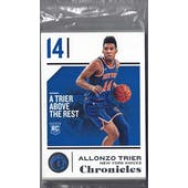 2018/19 Panini Chronicles Basketball 30ct Hanger Pack