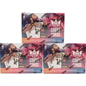 2018/19 Panini Court Kings (AU) Basketball 7-Pack Blaster Box (Lot of 3)